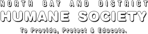 North Bay Humane Society